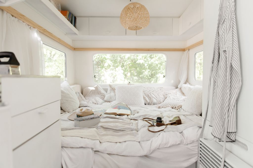 order custom RV sheets for your Camper