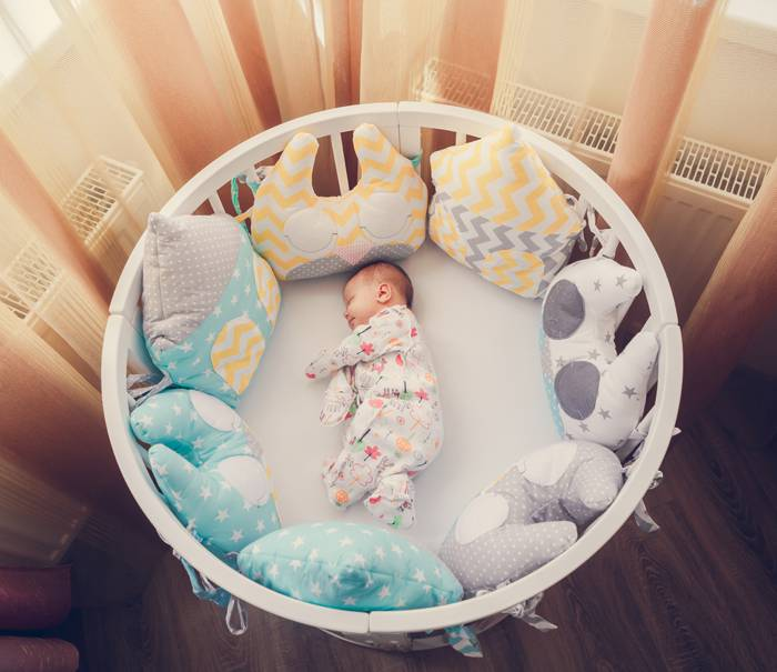 Find the Perfect Custom Made Round Children Bedding Set