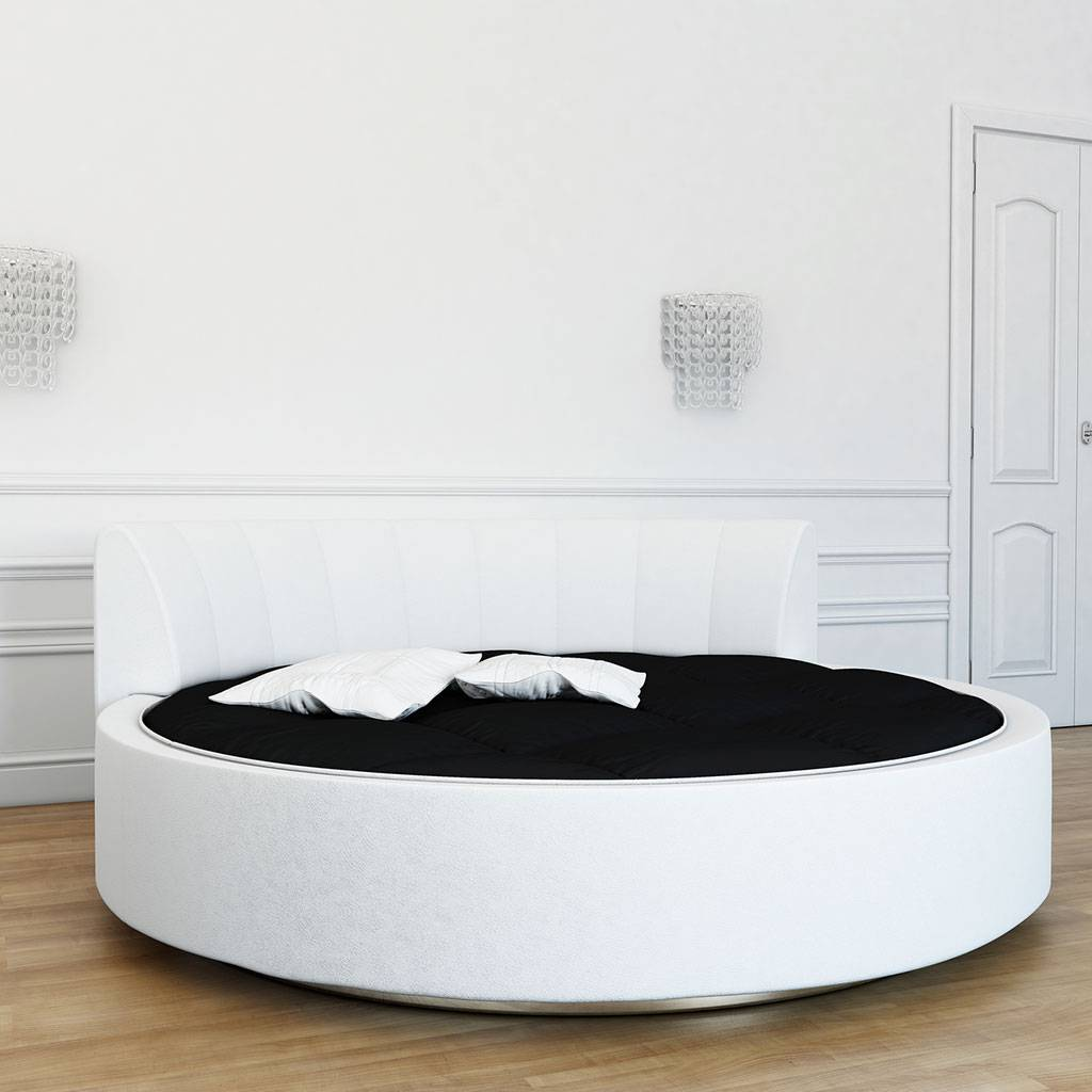 Lakens Rond Bed