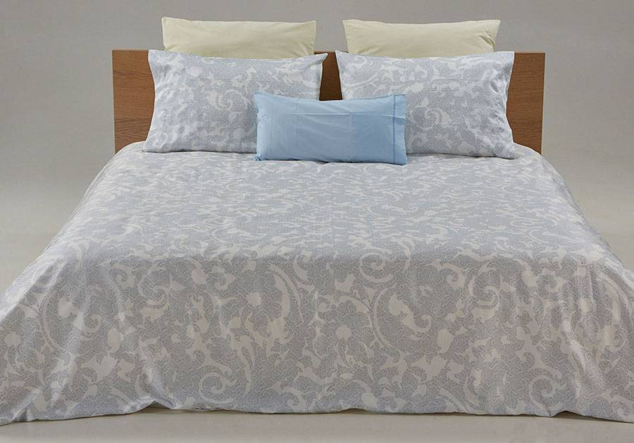 Printed custom duvet cover Akanthos