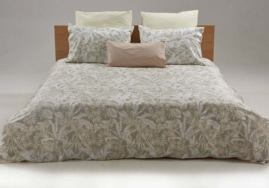 Printed custom duvet cover Astera