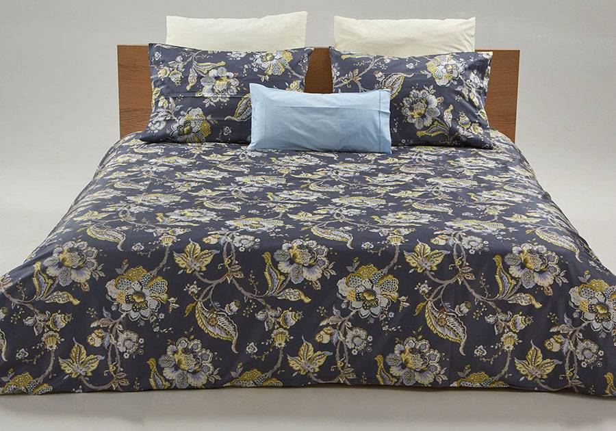 Patterned Duvet Cover Bohemia