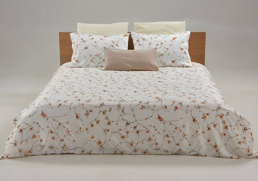 Printed custom duvet cover Brigid