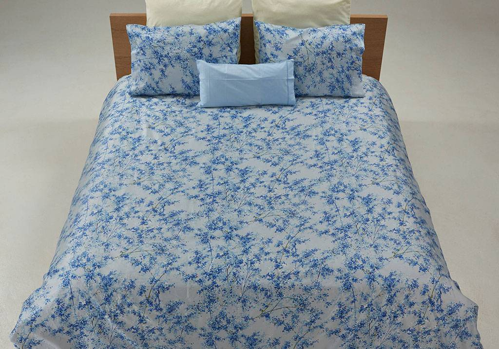 Printed custom duvet cover Vincent