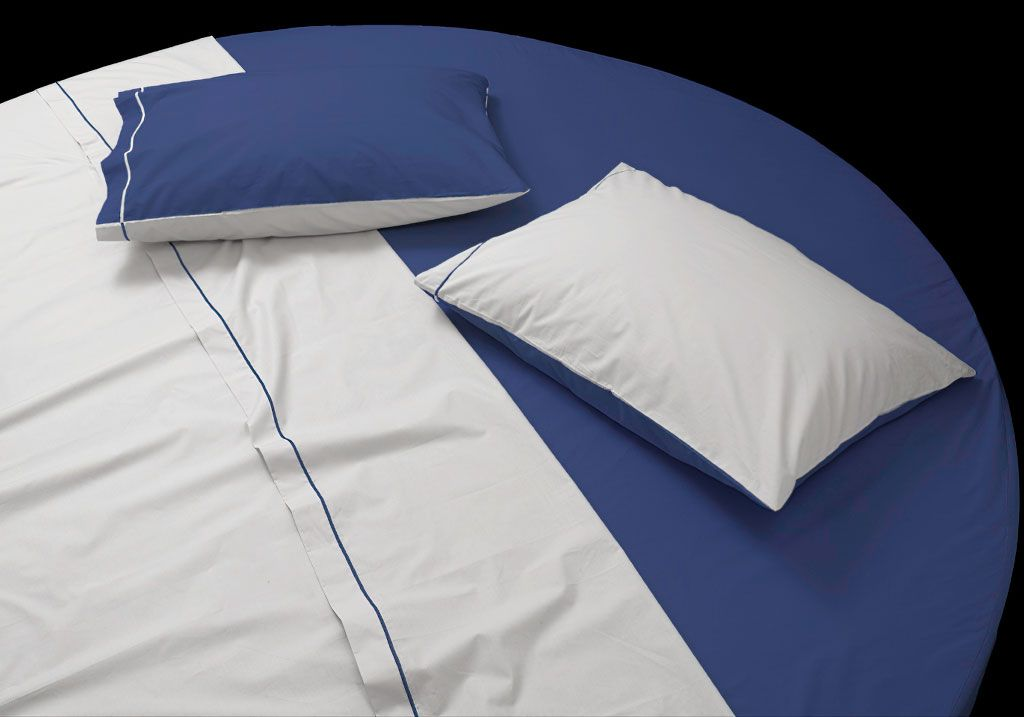 Percale made to measure flat sheet;Percale bespoke top sheet