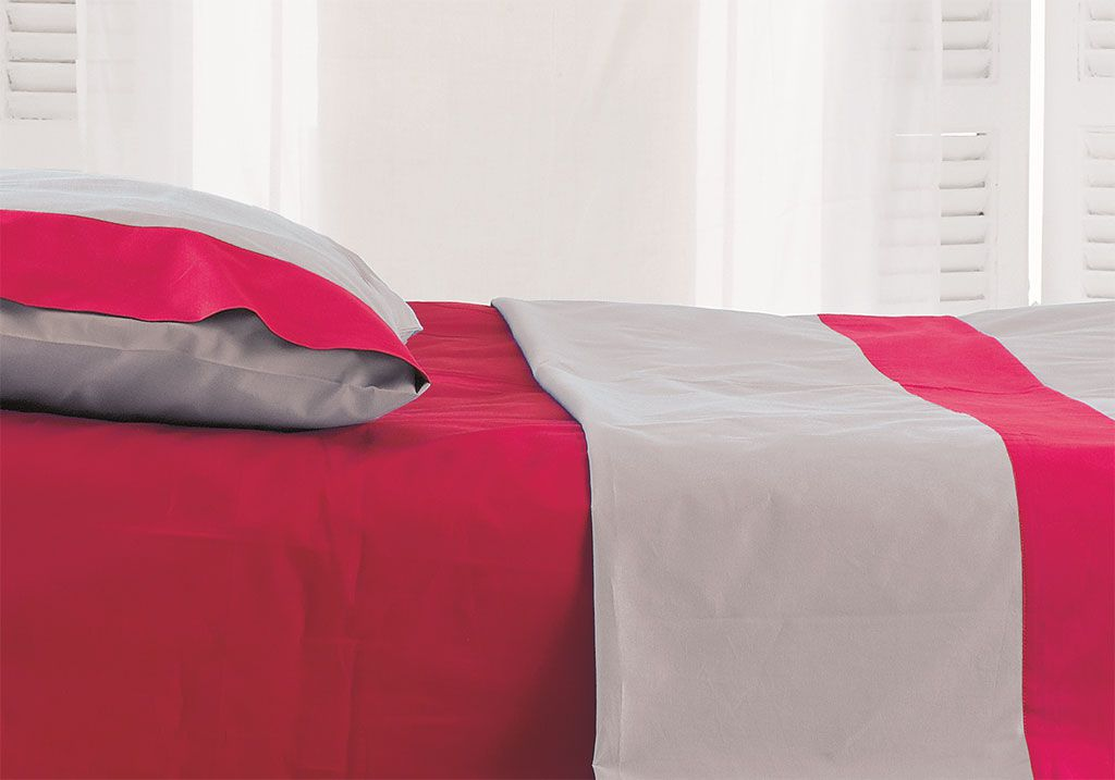 Custom Egyptian Cotton Percale Flat Sheet 500 TC