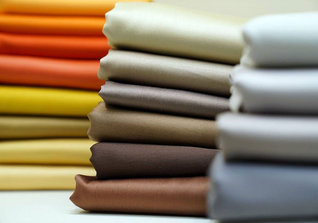 Custom Egyptian Cotton Sateen Flat Sheet 300 TC