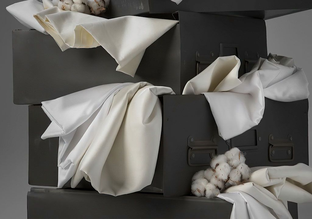 Cotton sateen made to measure flat sheet 600TC ;Cotton sateen bespoke flat sheet 600TC