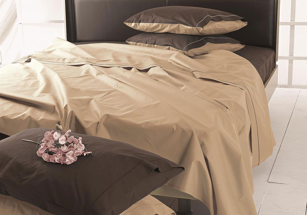 Custom Egyptian Cotton Sateen Flat Sheet 600 TC
